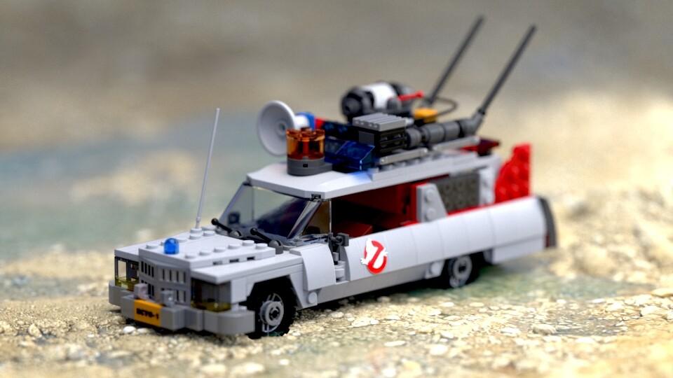 Série Lego : Ghostbusters