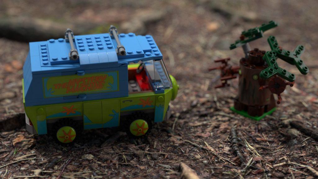 Série Lego : Mystery Machine