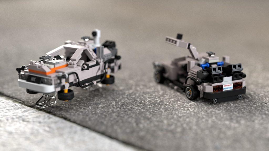 Série Lego : B2TF