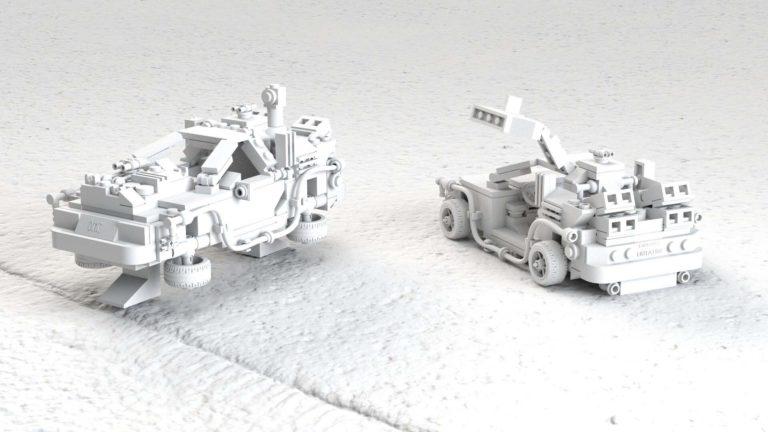 Lego B2TF Occlusion