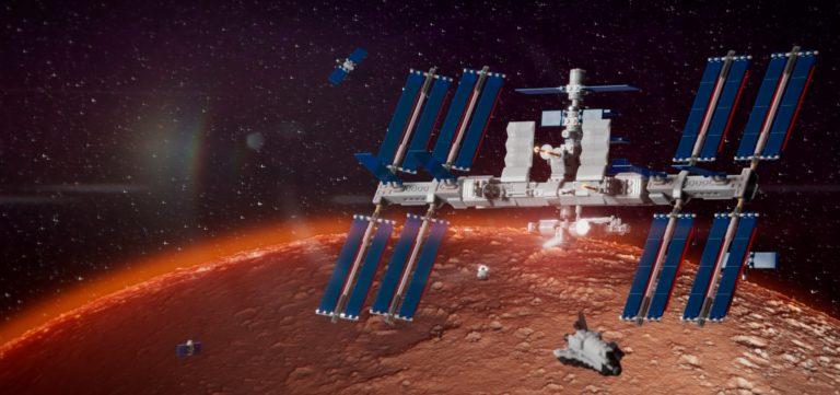 Série Lego : ISS