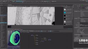 LookDev Maya / Quixel / Nuke