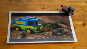 Print Lego Mystery Machine